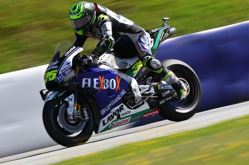 Crutchlow distracted by suspected Miller Austria MotoGP jump-start