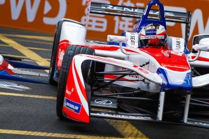 Formula E Hong Kong: Rosenqvist takes pole, Evans stars for Jaguar