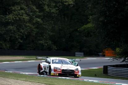"""""""Sharp stone"""" parc ferme puncture hurt Rast's Brands DTM race stint"""