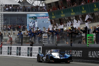 KCMG recalls Le Mans LMP2 winners Matt Howson and Richard Bradley