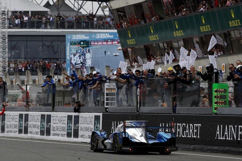 KCMG recalls Le Mans LMP2 winners Matt Howson and Richard Bradley