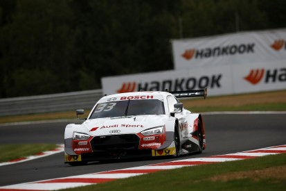 DTM Brands Hatch: Rast takes race two pole as Audis fill top eight