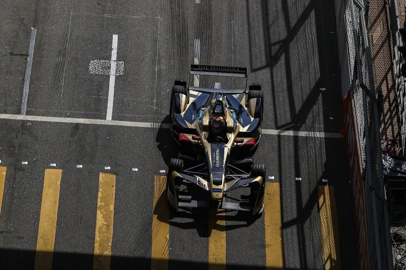 Formula E Hong Kong: Vergne takes pole despite final-corner spin