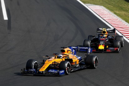 Sainz: Improving McLaren Formula 1 team won't escape midfield fight