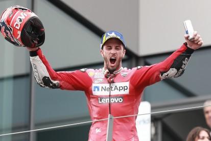 MotoGP Austria: Dovizioso snatches last-corner victory from Marquez
