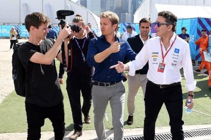 F1 world champion Nico Rosberg interested in Formula E role