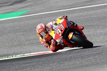 Red Bull Ring MotoGP: Marc Marquez breaks Mick Doohan's pole record