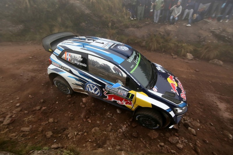 WRC is becoming 'a joke' says world champion Sebastien Ogier