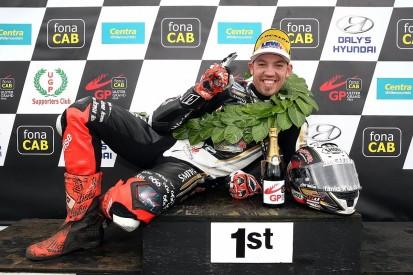 Ulster Grand Prix: Hickman prevails in third Supersport thriller