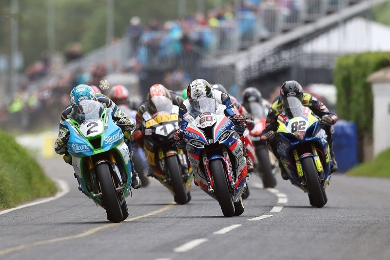 Ulster Grand Prix: Peter Hickman completes record clean sweep