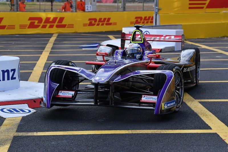Sam Bird gets grid penalty for 'dangerous' pitlane incident