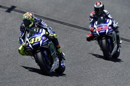 Yamaha promises Jorge Lorenzo equal treatment with Valentino Rossi