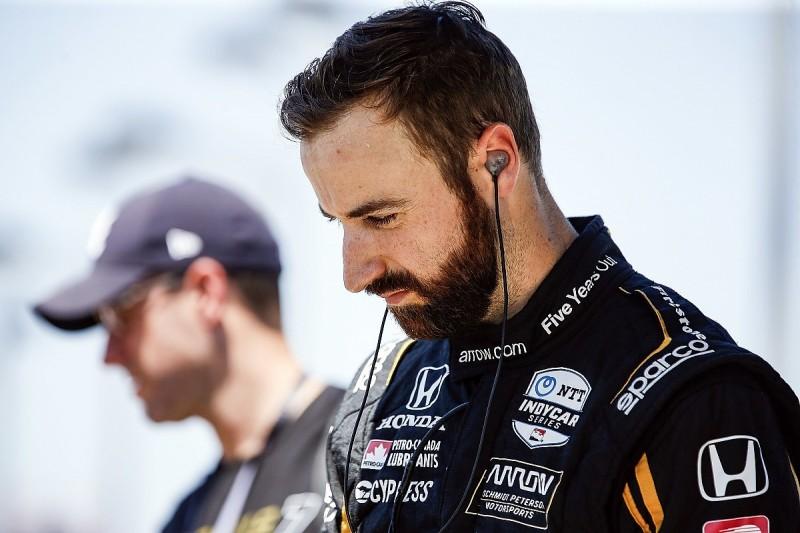 Schmidt wants to keep Hinchcliffe into McLaren IndyCar era in 2020