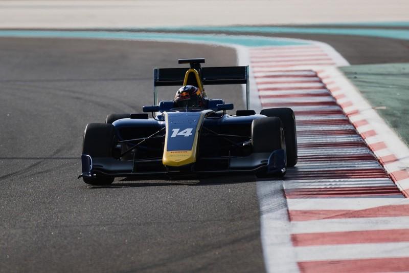 Abu Dhabi GP3 test: Kari fastest again on day two for MP Motorsport