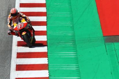 Red Bull Ring MotoGP: Marc Marquez dominates practice three