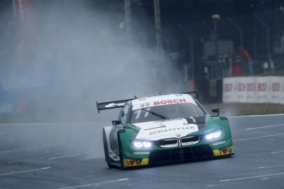 Wittmann steals DTM pole as Fittipaldi crashes at Brands Hatch