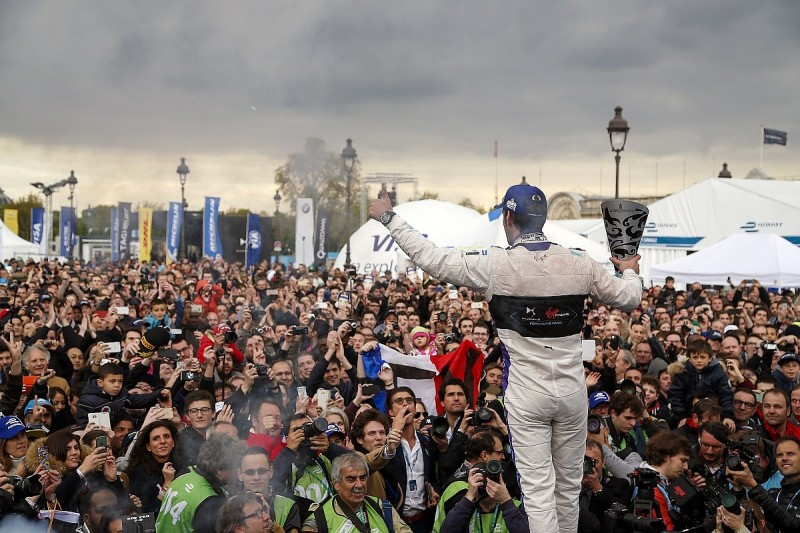 "Vergne needed mentality change to end Formula E ""negative spiral"""