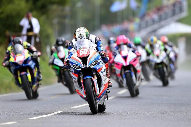 Hickman dominates wet Ulster Grand Prix Superstock race