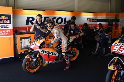 MotoGP Jerez testing: Marc Marquez fastest for Honda