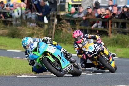 "Lost tow in Ulster Grand Prix SSP race left Harrison ""f*****"""