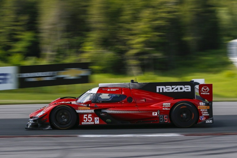 Mazda has 'no hiding place' in IMSA 2018 with Joest - Tincknell