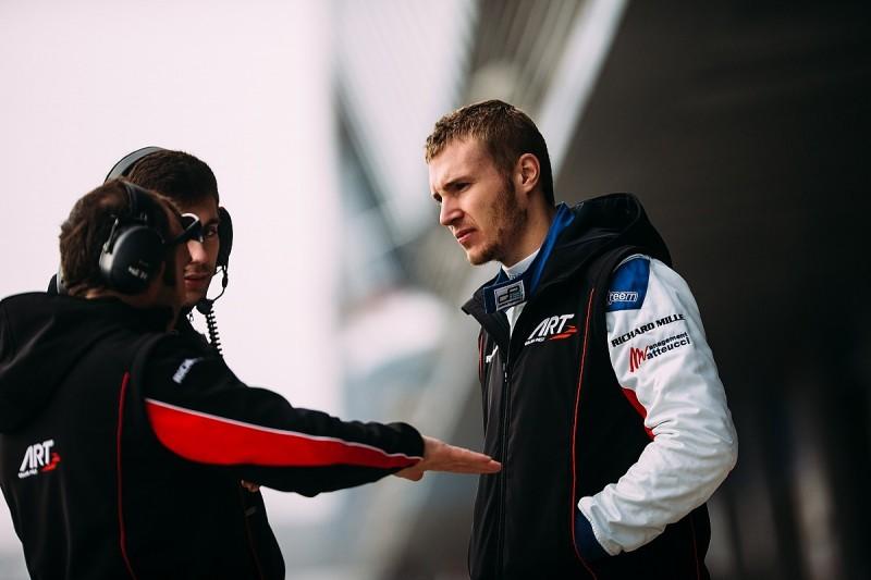 GP2 racer Sirotkin gets Renault F1 development deal, Sochi FP1 laps