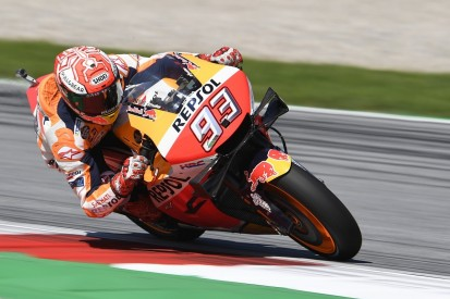 Red Bull Ring MotoGP: Marquez beats Vinales to top Friday practice