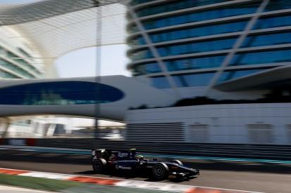 Abu Dhabi F2 testing: Haas F1 junior Maini leads on second day