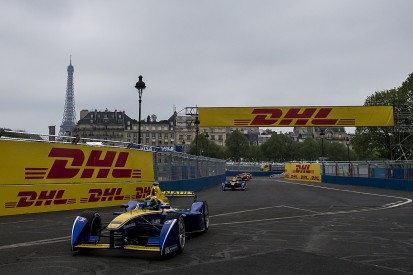 Buemi blames tough Paris race on coldest ever Formula E event