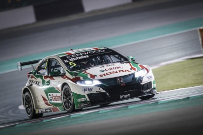 WTCC Qatar: Norbert Michelisz fastest in practice for title decider