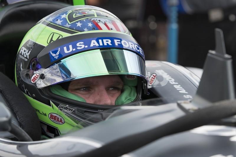 Conor Daly back to Andretti for IndyCar Laguna Seca season finale