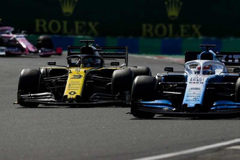 Russell unsure if Williams F1 Hungarian GP breakthrough is real