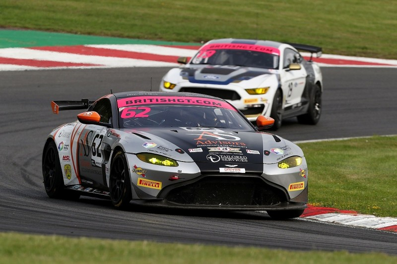 Promoted: British GT highs and lows for Alex Toth-Jones at Brands