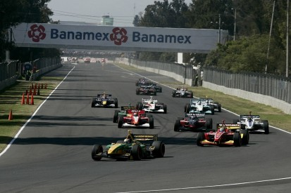 IndyCar abandons plan for 2018 Mexico City race, hopes for 2019
