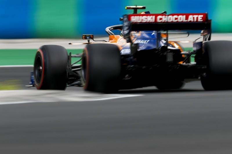 Seidl: McLaren F1 upgrades at Hungarian GP helped car 'weakness'