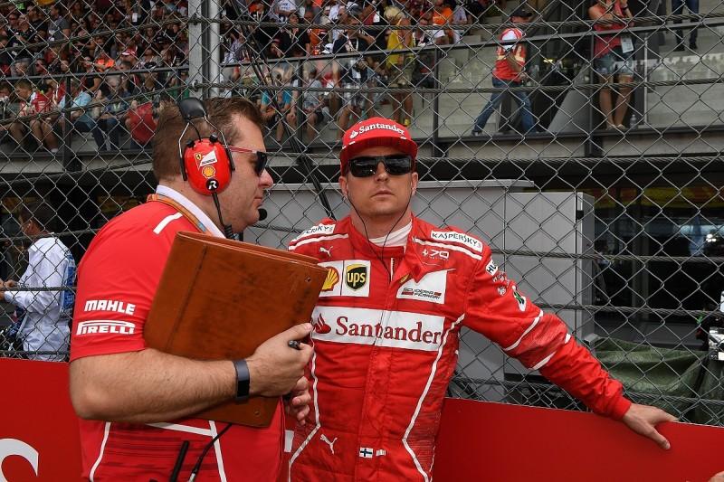 Raikkonen's ex-Ferrari engineer Greenwood joins WEC squad