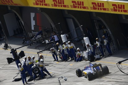 Sauber F1 team advancing plans to deal with financial issues
