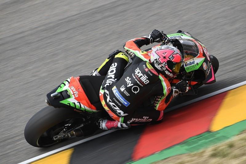 "Aprilia plans ""really different"" 2020 MotoGP bike"