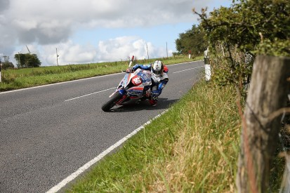 Peter Hickman on record pace to snatch Ulster GP SBK pole