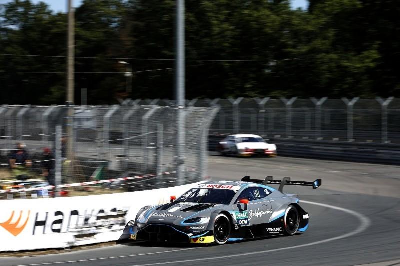R-Motorport Aston Martin DTM team boss Kamelger rates season 7/10