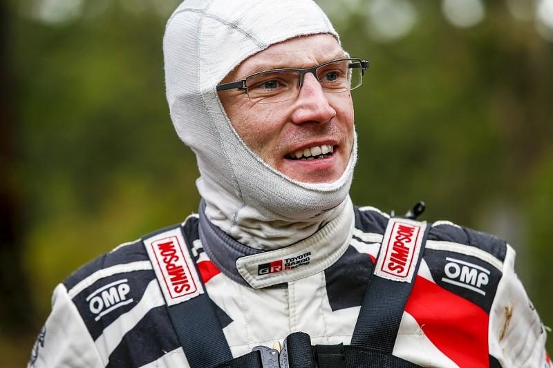 Latvala adamant he won't let Tanak become Toyota WRC team leader