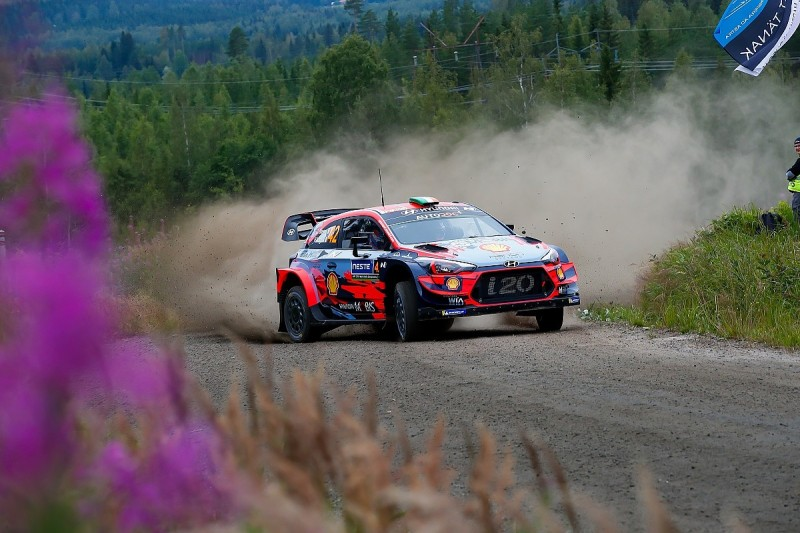Breen set for Hyundai Rally GB seat after strong WRC Finland return