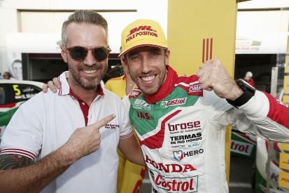 Qatar WTCC: Honda's Guerrieri on pole, trouble for Michelisz