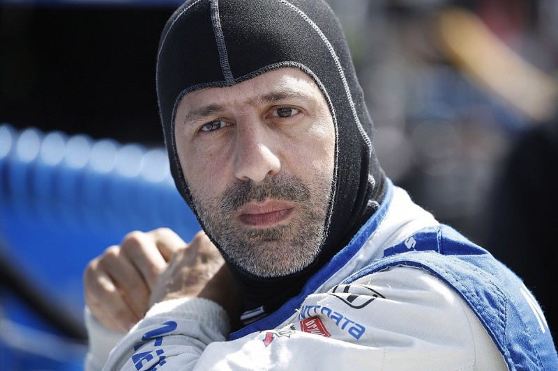 Tony Kanaan disappointed with Ganassi IndyCar spell