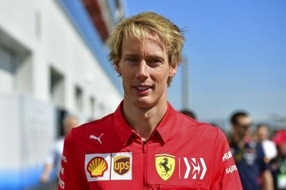 Ferrari, Toyota affiliated driver Hartley signs for Dragon in Formula E