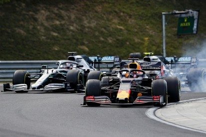 Red Bull: Only gargantuan f*** up would cost Mercedes 2019 F1 title