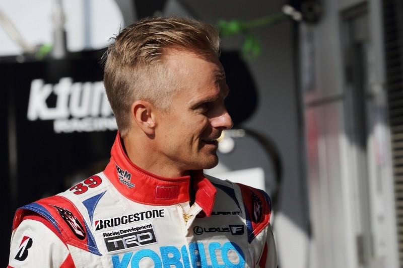 Kovalainen joins ex-F1 driver Hakkinen on Suzuka 10 Hours grid