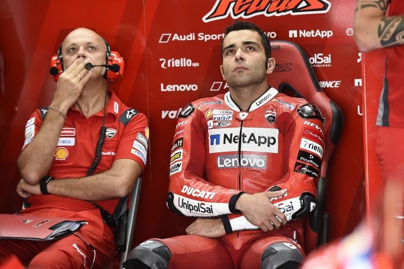 """Ducati's Petrucci """"can't afford"""" more """"negative"""" races like Brno"""
