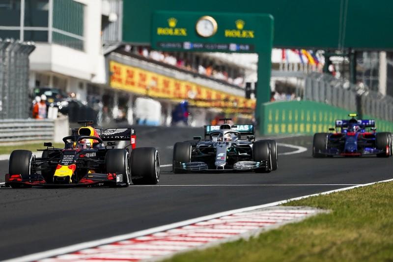 Brawn: Hamilton/Verstappen showed vast chasm from top teams to rest