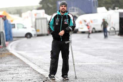 Dunlop passed fit for Ulster GP one month after breaking his pelvis